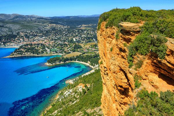 Rock Climbing - Cassis, France