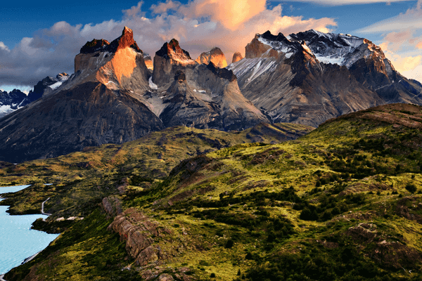 Torres Del Paine Climbing