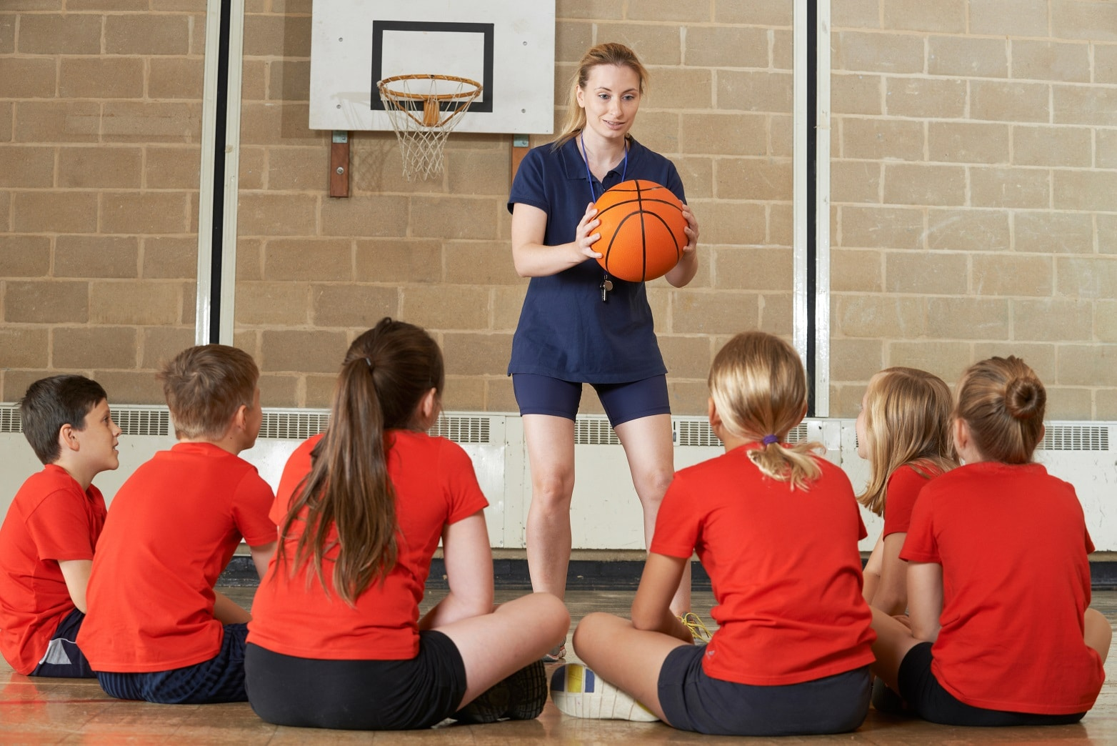 the features and importance of the sport basketball