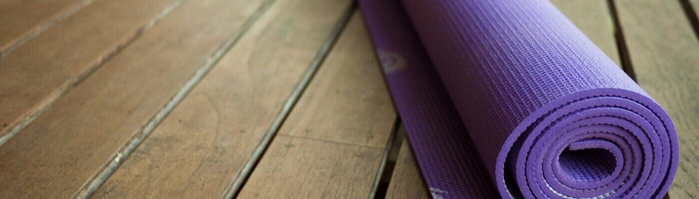 Yoga Instructor Mat