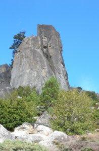 climbing phantom spires