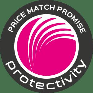 Price match promise logo