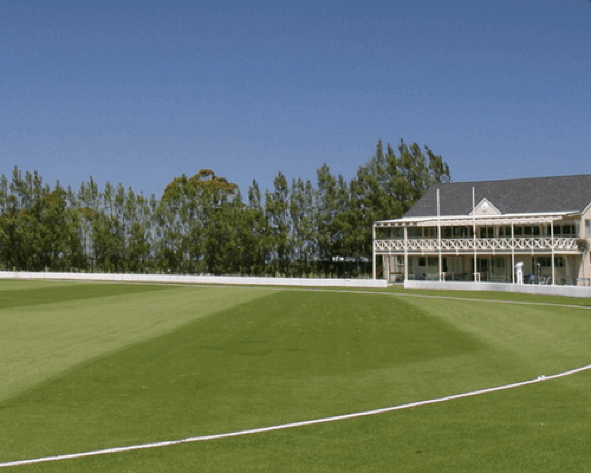Cricket Club House