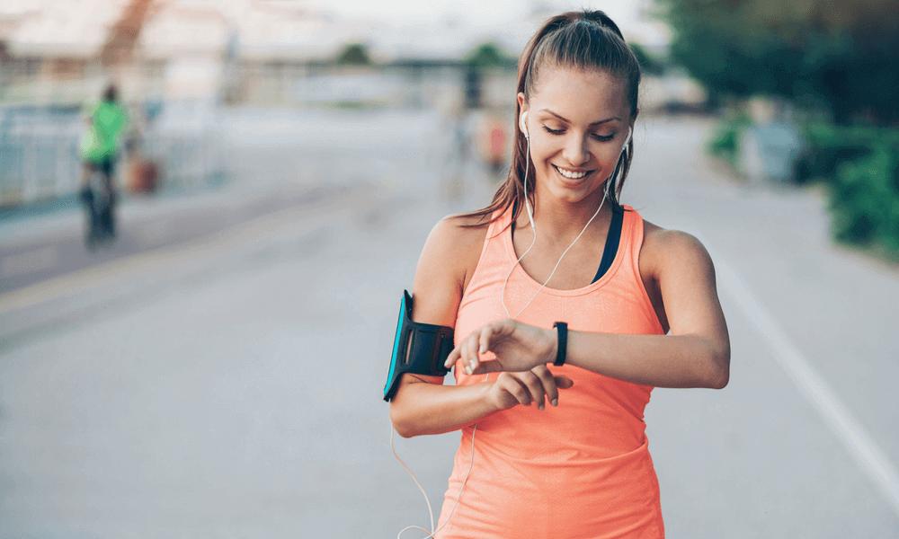 Running with Headphones