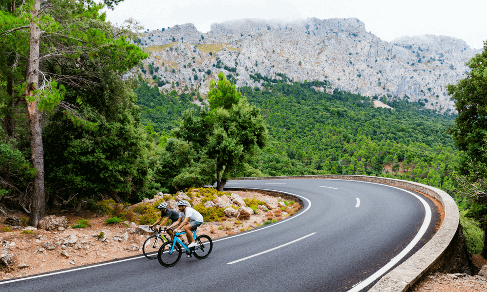 Active holidays - cycling majorca