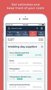 Bridebook Wedding Planning App