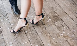 Wedding Public Liability - Damaged Floor