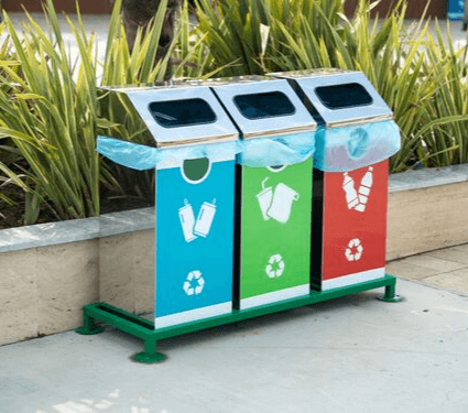 Eco Friendly Event - Recycling Bins