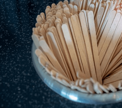 Eco Friendly Event - Tea Stirrers