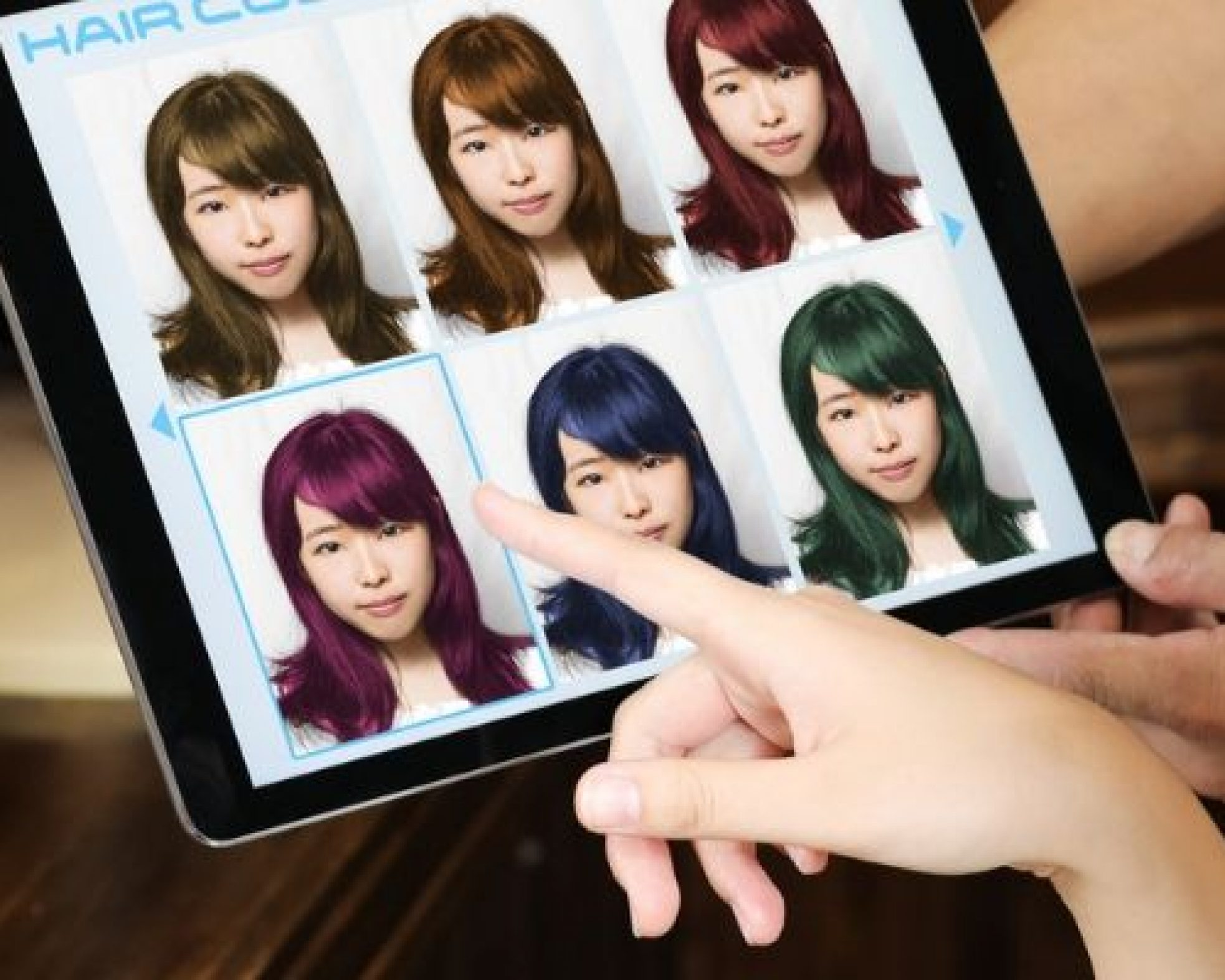 Hairdressing Apps