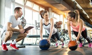 Average Salary - Personal Trainer Course