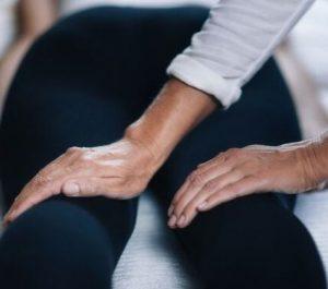 Reiki Hand Positions 7