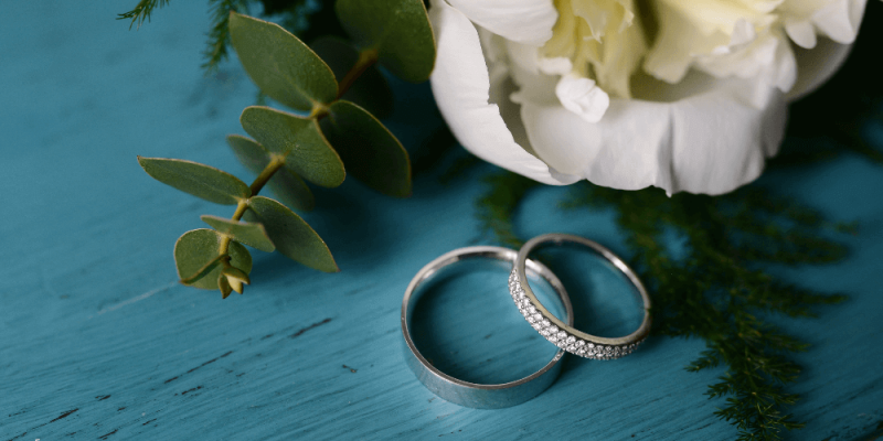 Wedding Cancellation Cover - Rings